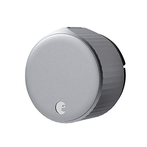 August Wi-Fi, (4th Generation) Smart Lock – Fits Your Existing Deadbolt...