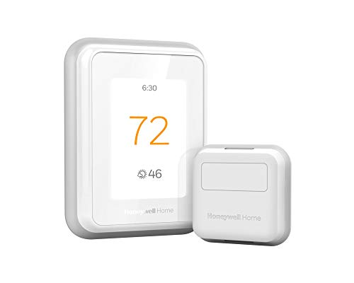 Honeywell Home T9 WIFI Smart Thermostat with 1 Smart Room Sensor,...