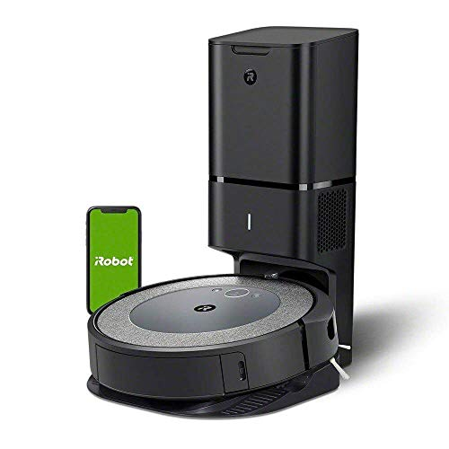 iRobot Roomba i3+ (3550) Robot Vacuum with Automatic Dirt Disposal Disposal...