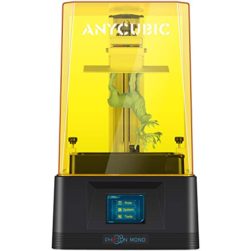 ANYCUBIC Photon UV LCD 3D Printer Assembled Innovation with 2.8'' Smart...