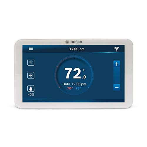 Bosch BCC100 Connected Control Smart Phone Wi-Fi Thermostat - Works with...