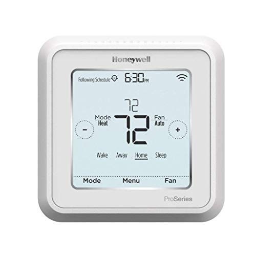 Honeywell TH6220WF2006/U Lyric T6 Pro Wi-Fi Programmable Thermostat with...