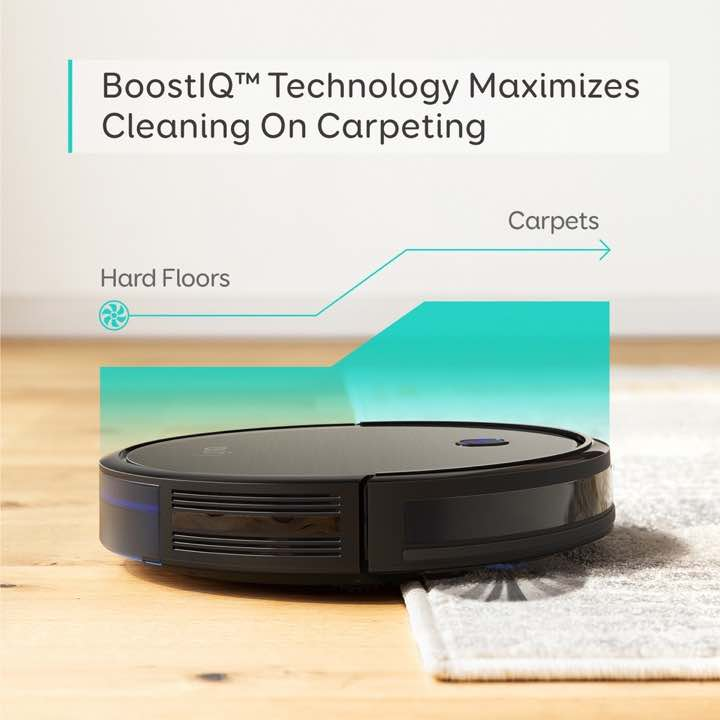 eufy boostiq robovac 11s slim black anker carpet cleaning
