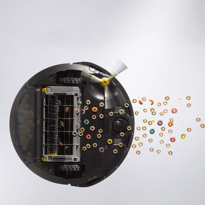 iRobot Roomba 690 3 Stage Cleaning System