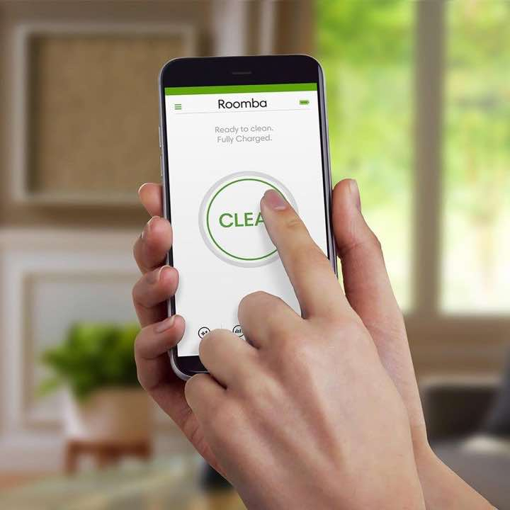 iRobot Home App for Android and iOS