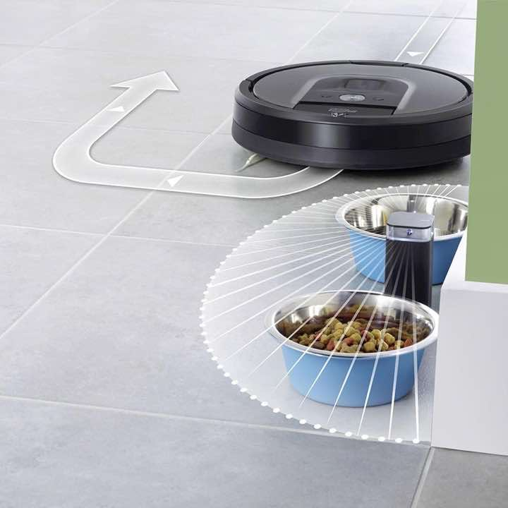 iRobot Virtual Wall Barrier devices - Halo Mode