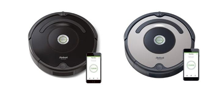 iRobot Roomba 675 vs 677