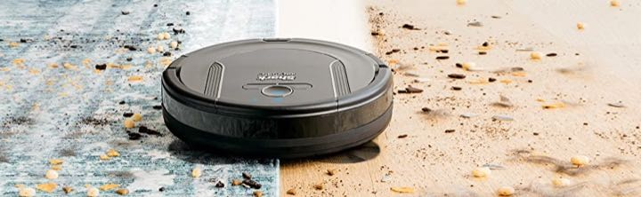 Shark ION R85 has a powerful 1400Pa suction power and is great on carpet and hard floors