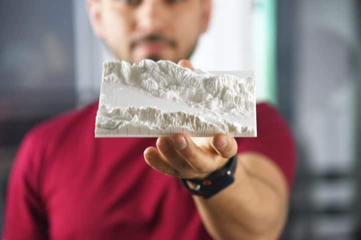 3D Printed Objects According to Customers Specs