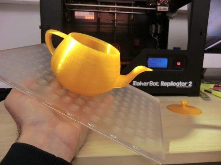 Is PLA Food Safe 3D Printing Kitchenware Utensils Teapot