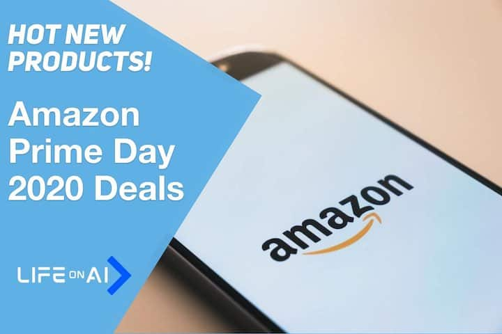 Amazon Prime Day 2020 Deals and New Product Launches Echo Show 10