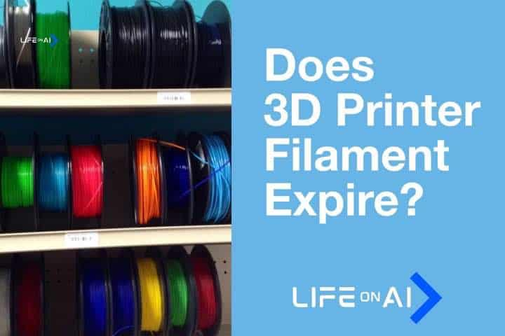 Does 3D Printer Filament Expire