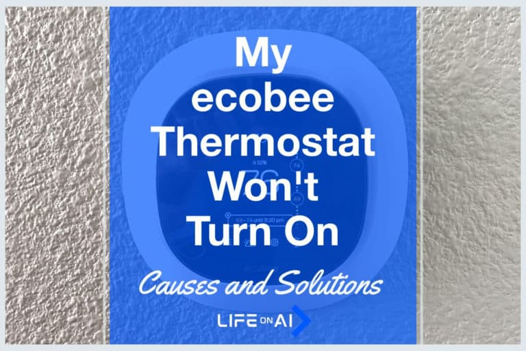 My ecobeee Thermostat Won't Turn On