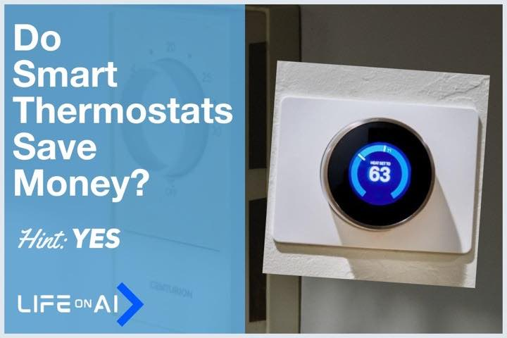 How Do Smart Thermostats Save Money