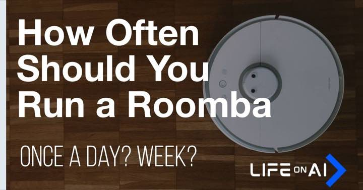 How Often to Run a Roomba