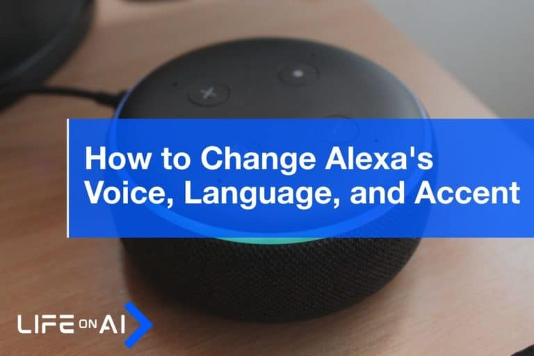 How to Change Alexa's Voice, Language, and Accent