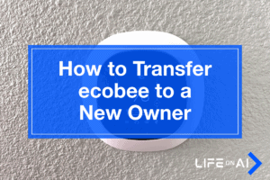How to Transfer an ecobee to a New Owner