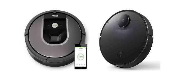 iRobot Roomba 960 vs Roborock S4 Comparison Review
