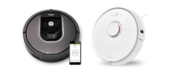 iRobot Roomba 960 vs Roborock S5 Comparison Review