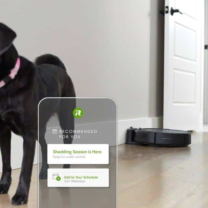 iRobot Roomba i3 vs i3+ Genius App Peronsalized Cleaning Pet Hair