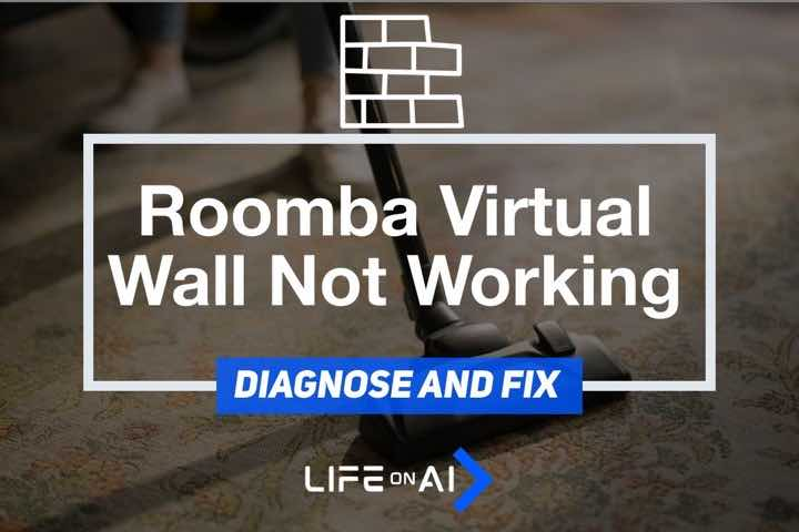 Roomba Virtual Wall Not Working